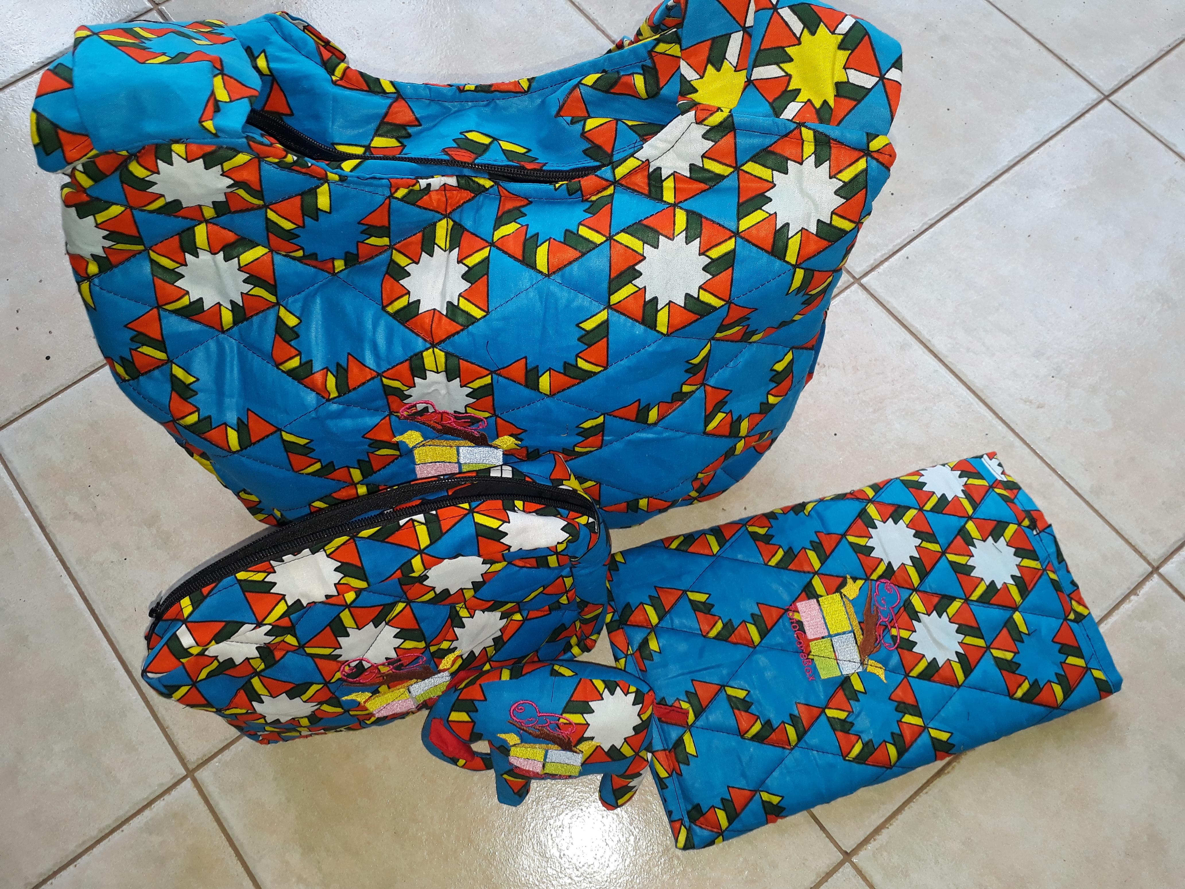 Toto Care Bags | Toto Care Box Africa Trust